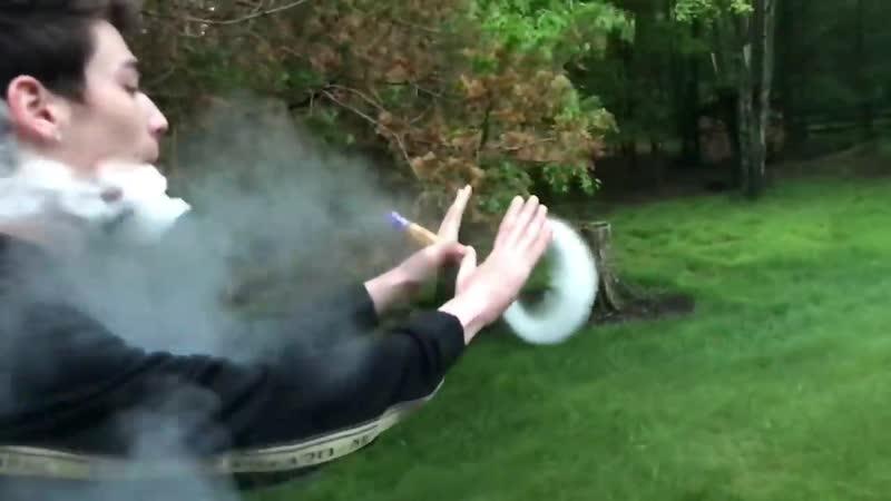 Outdoor Vape Tricks