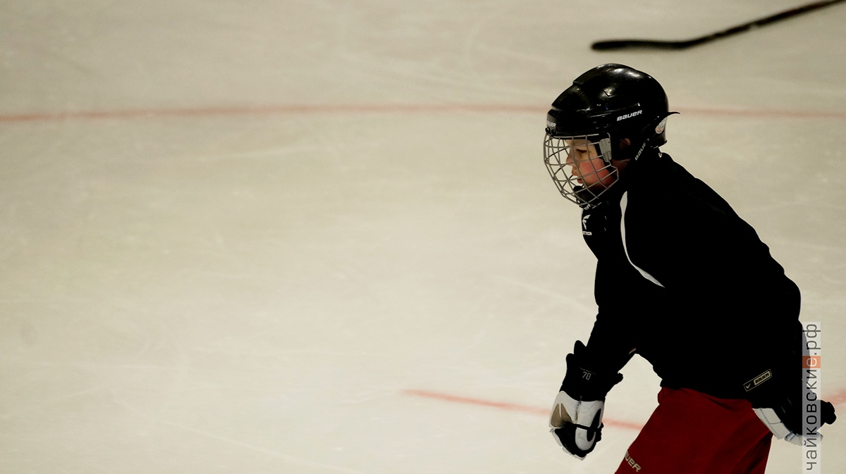 детский хоккей, чайковский район, 2019 год