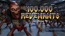 100,000 Revenants - A Doom 4 SnapMap Map Time Lapse