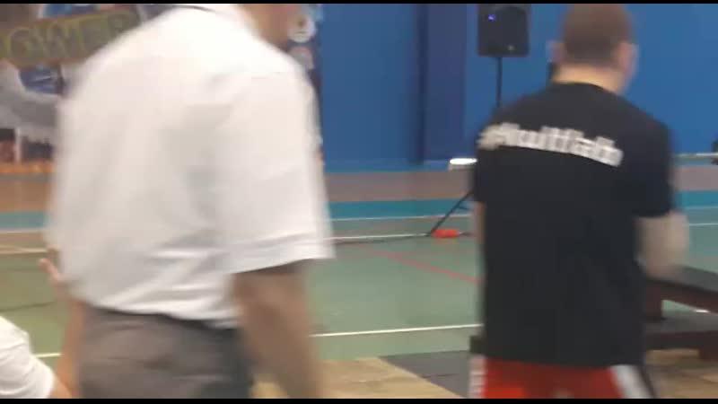 Чемпионат Заподной Сибири по пауэрлифтингу