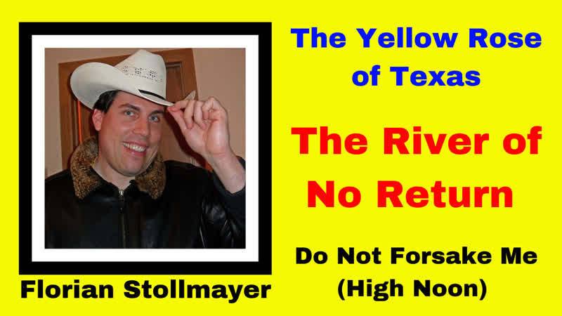 3 Western Songs (Yellow Rose of Texas, River of No Return and High Noon)