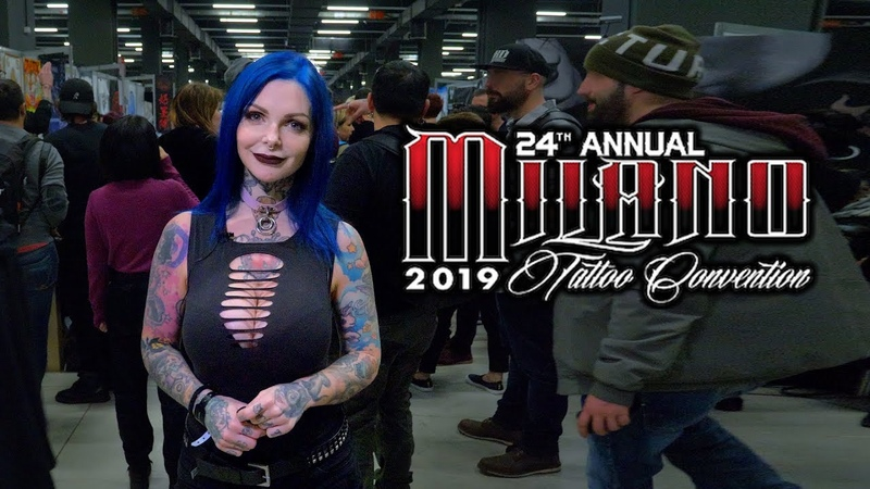 Milano Tattoo Convention 2019 | Killer Ink Tattoo