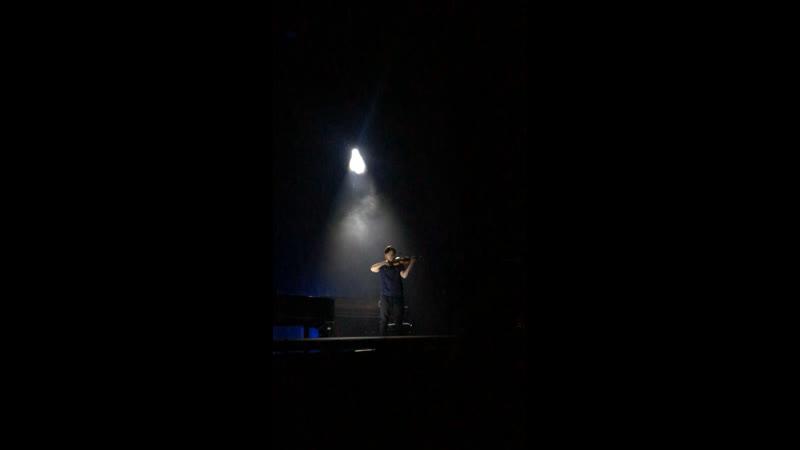 Amazing violinist
