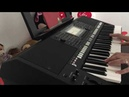 FRENCH VALS COVER BY ANDREY, YAMAHA PSR S775