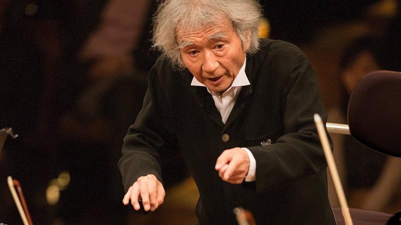 Beethoven Choral Fantasy Ozawa · Berliner Philharmoniker