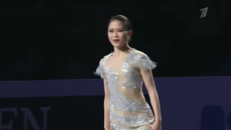 Сатоко Миахара ГАЛА ПВ Чемпионат Мира Miyahara GALA EX World Championship 2019