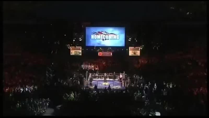 Рикки Хаттон vs Хуан Ласкано (полный бой) [24.05.2008]