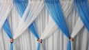 Como Fazer Painel de Cortinário Para Decoração de Festas Montar Painel de Cortinas Com Tecidos