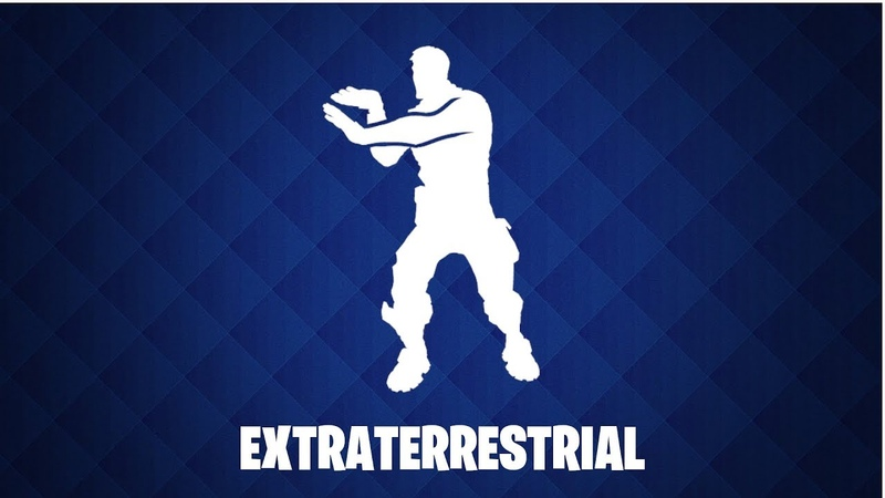 Fortnite Extraterrestrial (1 Hour)