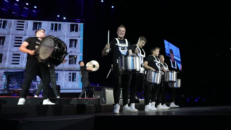 Drumtime (Татнефть-арена, Казань, 25.06.19)