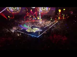 90´s Dance Live Concert Techno-Eurodance
