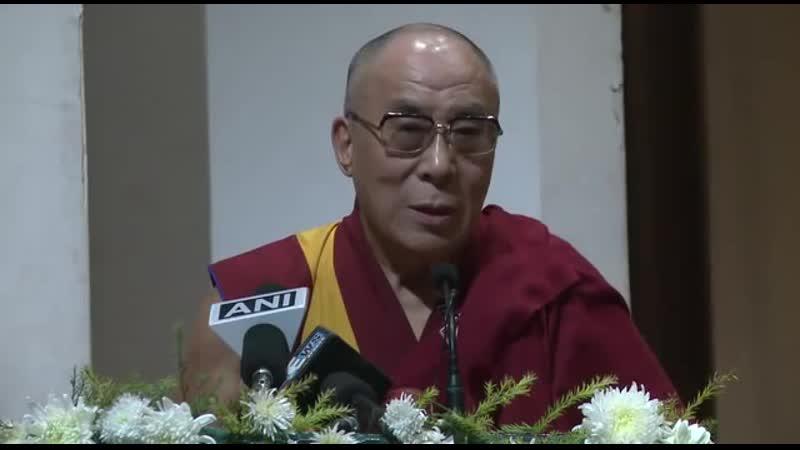Далай Лама о роли женщин