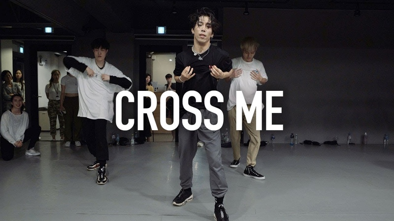 Cross Me - Ed Sheeran ft.Chance The Rapper PnB Rock / Koosung Jung Choreography