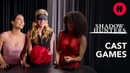 Shadowhunters Cast Playing Games | Guess The Item | Freeform
