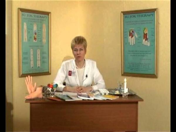Методы воздействия в Су Джок терапии