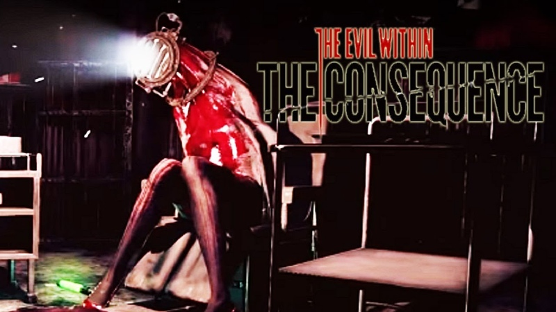 ОПЯТЬ ОНА ► The Evil Within The Consequence 1