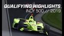 IndyCar * Инди-500 * Лучшие моменты второй квалификации