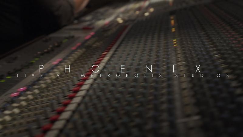 Jägermeister Music presents TesseracT - Phoenix, live in the studio