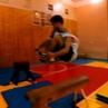 "Maksim Saltykov on Instagram: "" masya parkour freerun jump style flow creative trick amazing 3run pkfr pkfrcrew pkfrtv lifestyle flip"