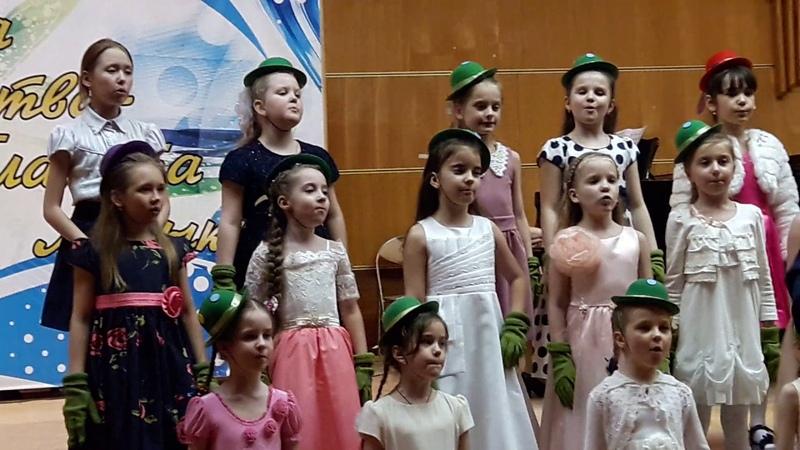 Детский хор Югорск Ирина Владимировна спасибо