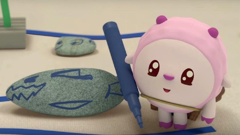 Малышарики Я Сам серия 150 Обучающие мультфильмы для малышей