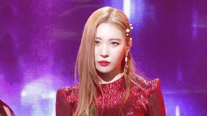 [Stage Mixㅣ교차편집] Sun Mi - Sirenㅣ선미 - 사이렌