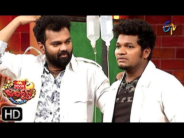 Sudigaali Sudheer Performance Extra Jabardasth 26th April 2019 ETV Telugu
