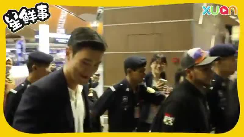 Siwon Oppa is coming~~ - 190626 i at KUL airport