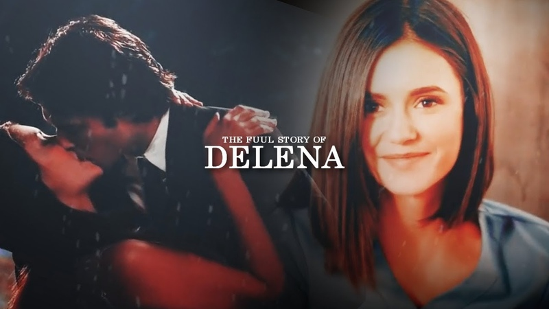 ►The full story of Damon Salvatore and Elena Gilbert 1x01 8x16