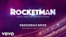 Cast Of Rocketman Crocodile Rock Visualiser