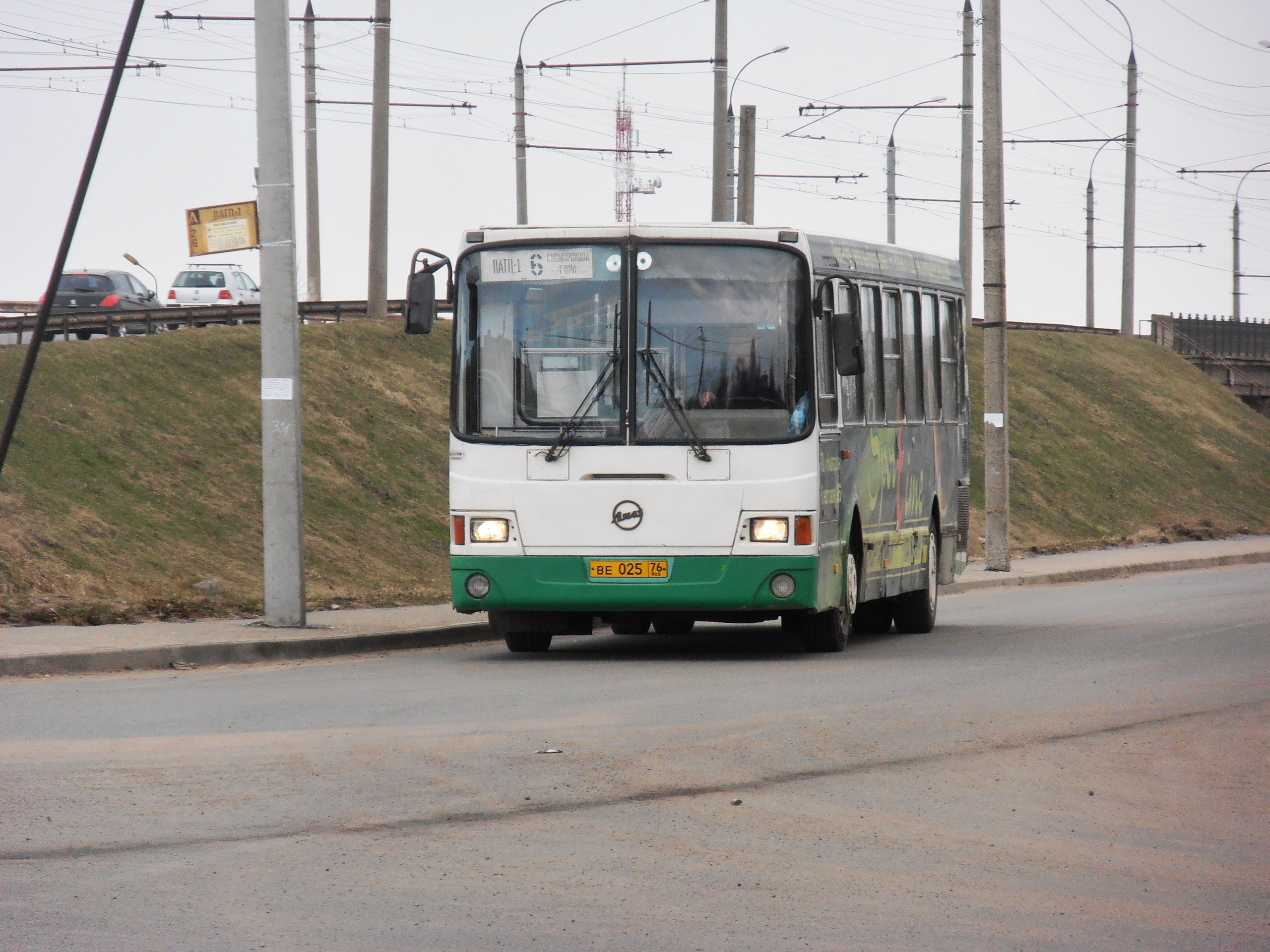 Автобус №6