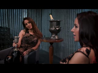 Gia dimarco, isis love and alex more [lesbian, bdsm, strapon]