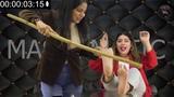 Bamboo Challenge foot worship