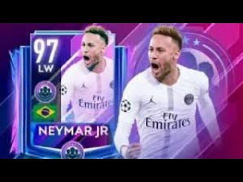 FIFAMobile! Качнул Neymar Jr. Карьера за игрока