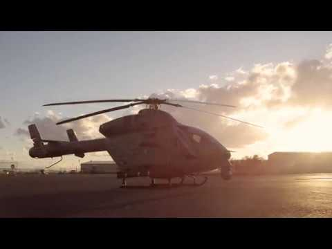 MD 969 Combat Helicopter