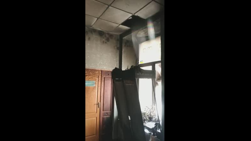 Коментар мера Лебедина щодо підпалу майна родини 22-05-2019