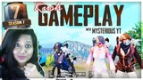 Pubg Mobile - GIRLS DUO FUN STREAM - !Paytm on screen