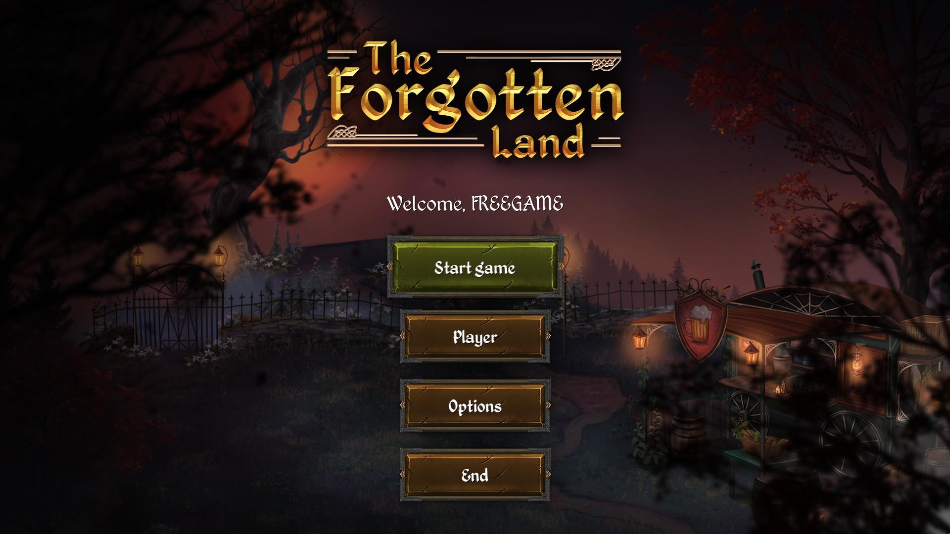 Забытая земля | The Forgotten Land (En)