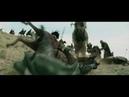 Битва с Варгами по пути в Хельмову Падь Властелин колец Две крепости 2002