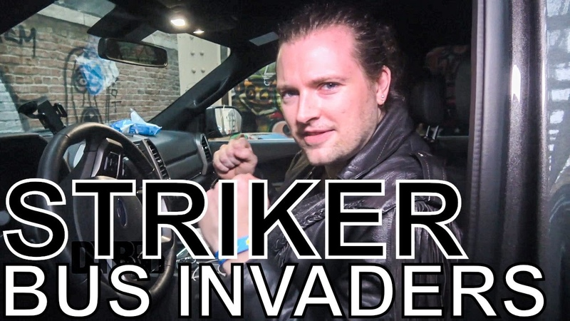 Striker BUS INVADERS Ep 1398