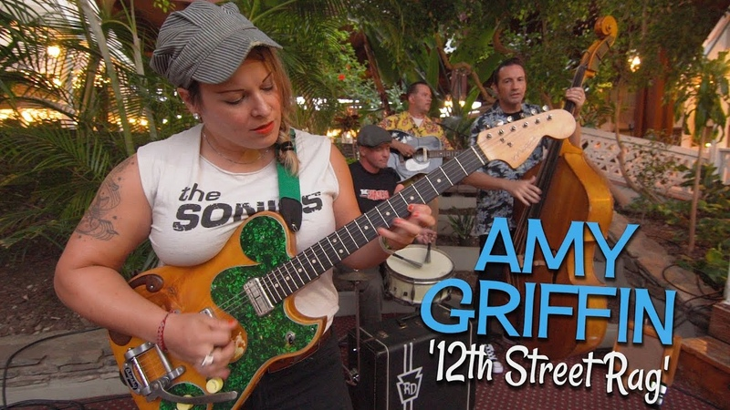 12th Street Rag AMY GRIFFIN (New England Shakeup festival) BOPFLIX sessions
