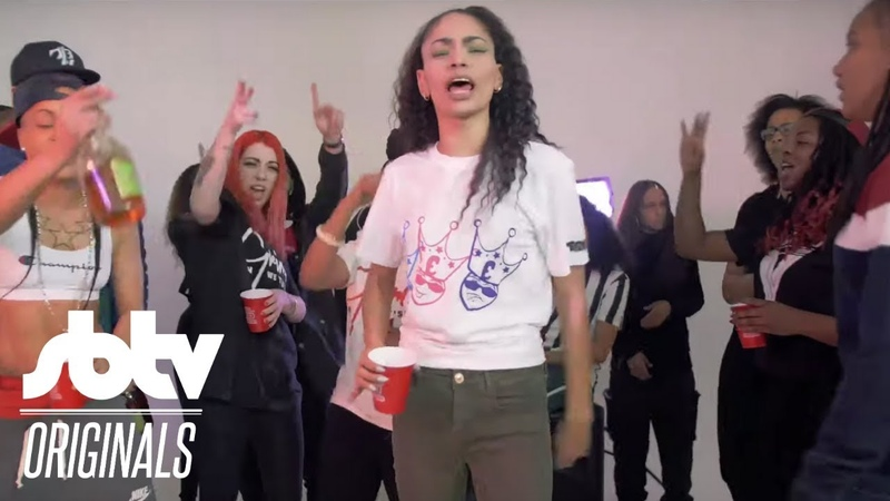 Female Allstars Presents | The Switch Up, Prod. By JBoss [Music Video]: SBTV