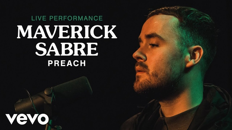 Maverick Sabre - Preach (Live) | Vevo Official Performance