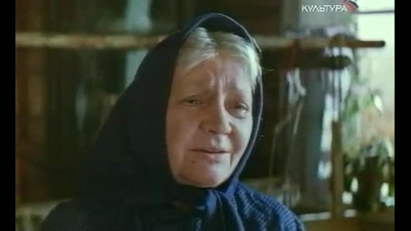 Монолог матери из фильма Прости - прощай 1979 года