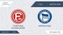 AFL19. Germany. Bundesliga-2. Day 7. Fortuna Dusseldorf - Herta BSC