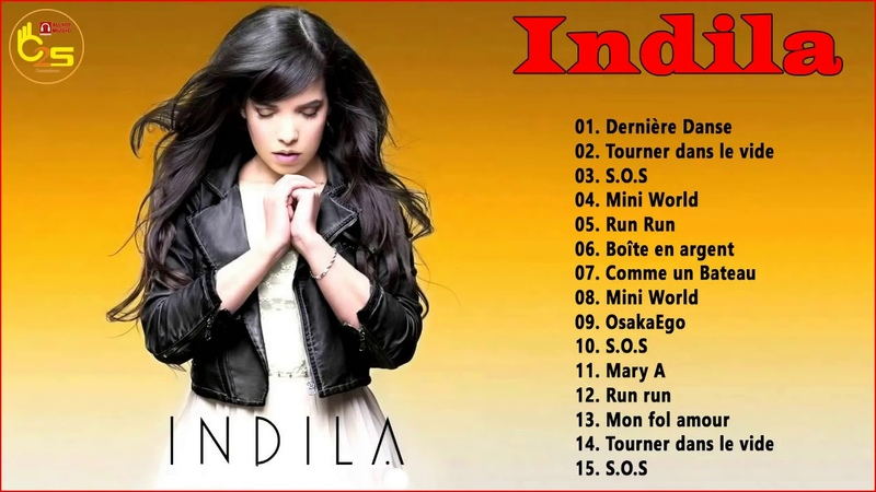 Indila Greatest Hits 2018 - Meilleures Chansons De Indila