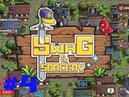 Swag and Sorcery Часть 4 Прокачка города