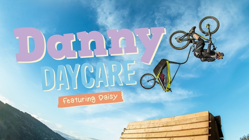 Danny Macaskill Danny Daycare