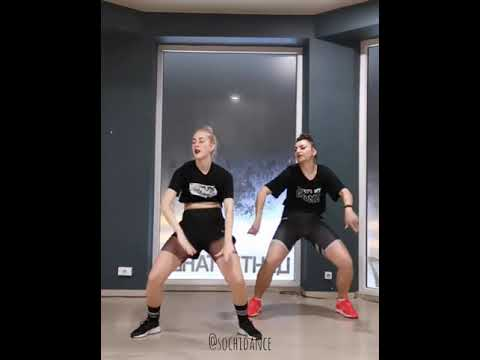 Aloo reggaeton choreo by sochidance team