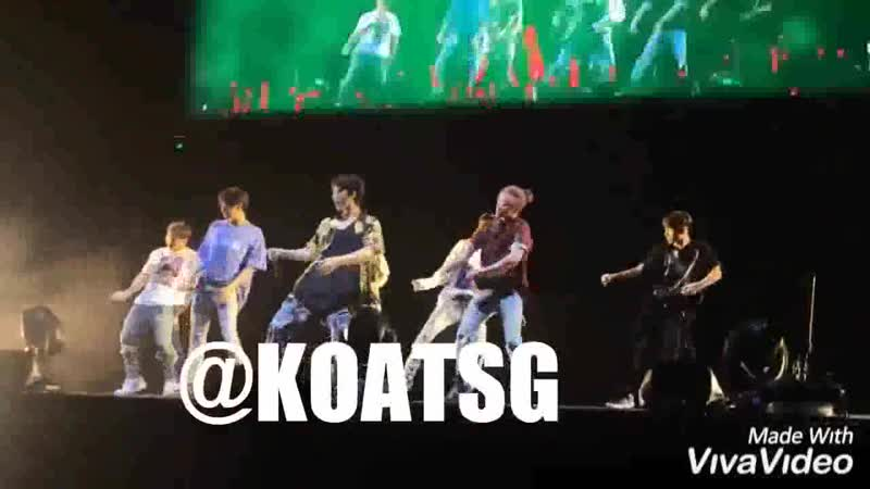 [FANCAM] 190421 iKON - Bling Bling on Festival Skechers Sundown 2019
